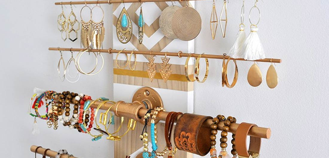 Creative Jewelry Storage Solutions For Your Home